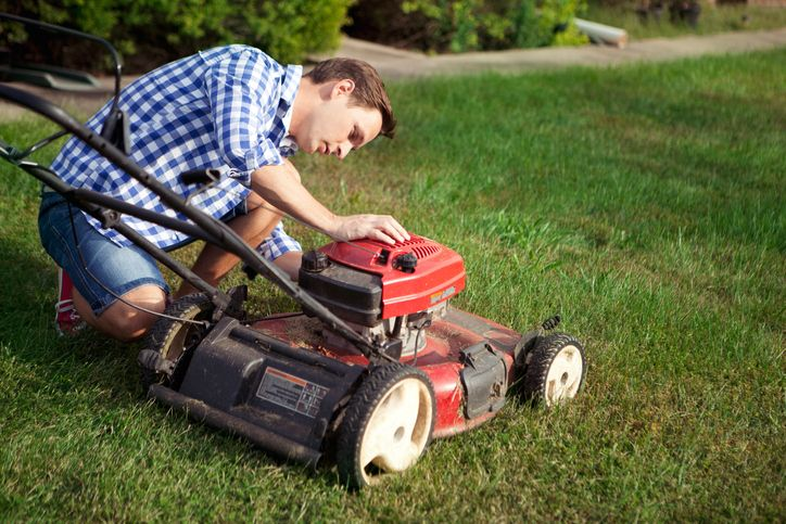 Lawn Tractor Safety : Lawn mower safety orthoinfo aaos