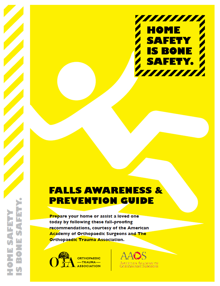 Preventing Falls Among the Elderly - OrthoInfo - AAOS