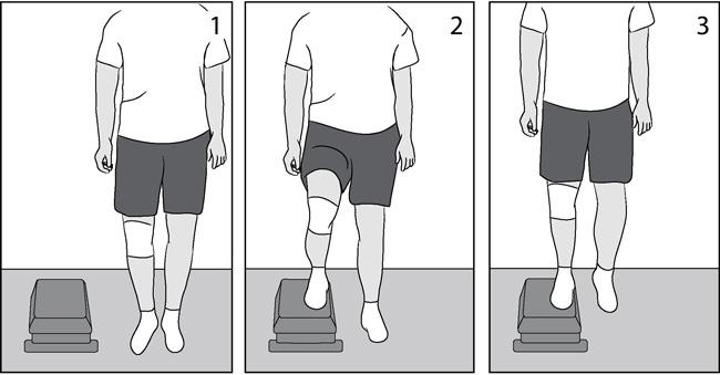 Knee Arthroscopy Exercise Guide - OrthoInfo - AAOS