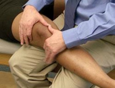 checking patellar tracking